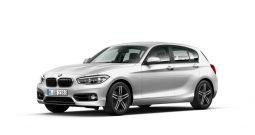 Nieuwe wagens BMW 1 Hatch automaat