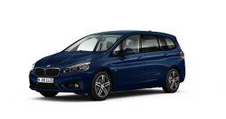 Nieuwe wagens BMW 2 Gran Tourer automaat