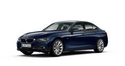 Nieuwe wagens BMW 3 Berline manueel