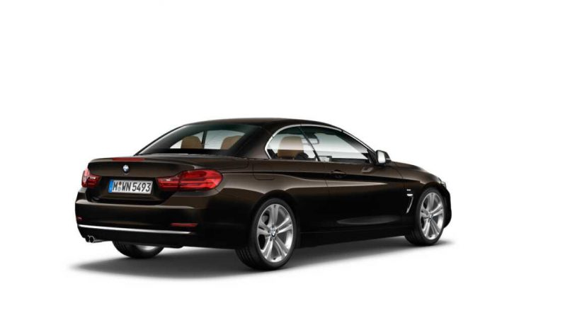 Nieuwe wagens BMW 4 Cabrio automaat full