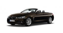 Nieuwe wagens BMW 4 Cabrio automaat