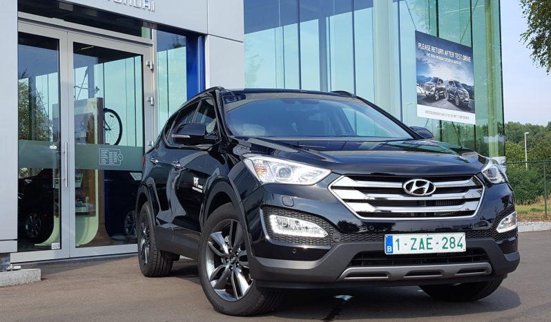 Directiewagens Hyundai Santa Fe automaat