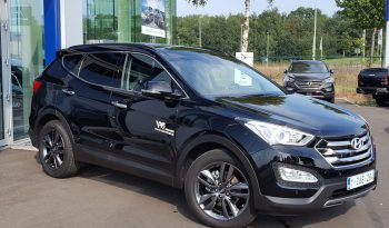 Directiewagens Hyundai Santa Fe automaat full