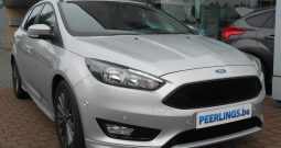 Directiewagens Ford Focus Clipper manueel