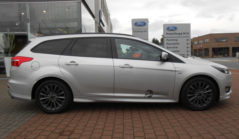 Directiewagens Ford Focus Clipper manueel full