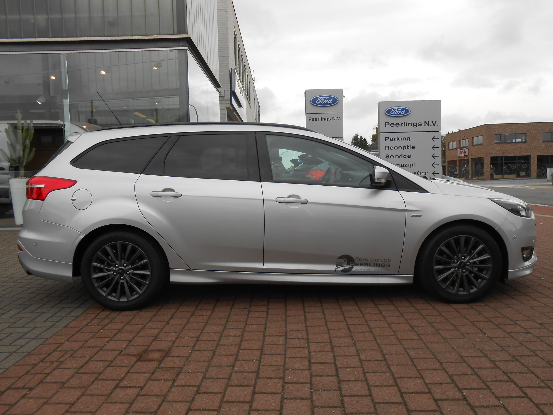 Directiewagens Ford Focus Clipper Manueel Carza