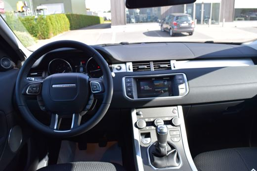 Nieuwe wagens Land Rover Range Rover Evoque 5d manueel full
