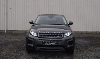 Directiewagens Land Rover Range Rover Evoque 5d manueel full