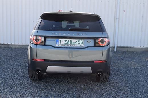 Directiewagens Land Rover Discovery Sport 5d manueel full