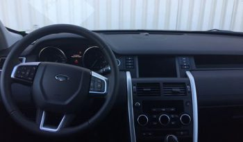 Nieuwe wagens Land Rover Discovery Sport 5d manueel full