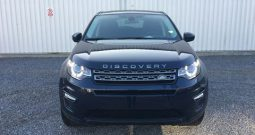 Nieuwe wagens Land Rover Discovery Sport 5d manueel