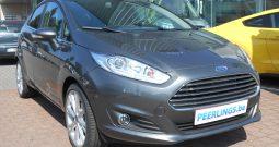 Directiewagens Ford Fiesta 5d manueel