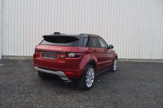 Nieuwe wagens Land Rover Range Rover Evoque 5d automaat full