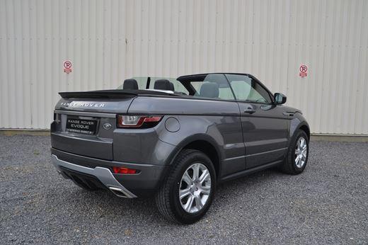 Nieuwe wagens Land Rover Range Rover Evoque Convertible automaat full