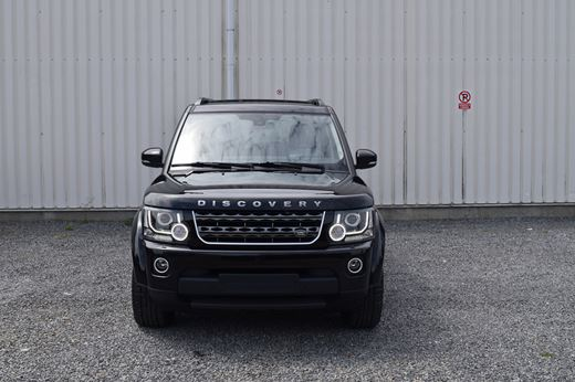 Nieuwe wagens Land Rover Discovery 5d automaat full