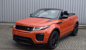 Directiewagens Land Rover Range Rover Evoque Convertible automaat full