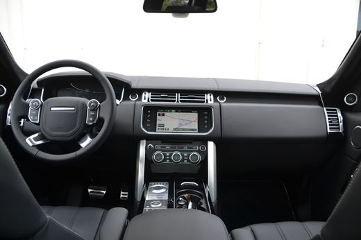 Directiewagens Land Rover Range Rover automaat full