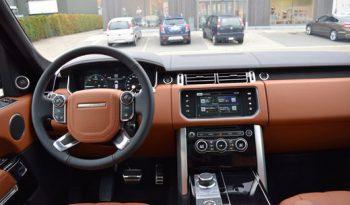 Nieuwe wagens Land Rover Range Rover automaat full