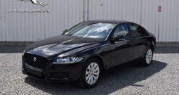 Nieuwe wagens Jaguar XF manueel