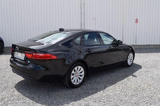 Nieuwe wagens Jaguar XF manueel full