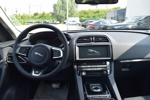 Directiewagens Jaguar F-Pace automaat full