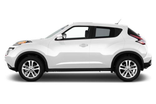 Directiewagens Nissan Juke manueel full