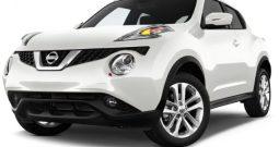 Directiewagens Nissan Juke manueel