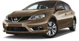 Directiewagens Nissan Pulsar 5d manueel