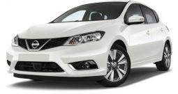 Nearly new cars Nissan Pulsar 5d manual