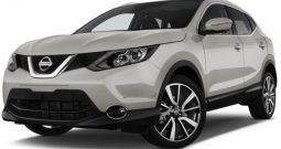 Nearly new cars Nissan Qashqai manual