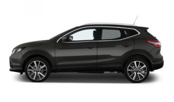 Nearly new cars Nissan Qashqai manual full