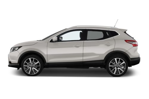 Nearly new cars Nissan Qashqai automatic full