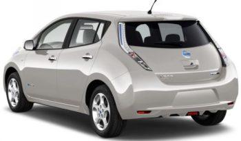Directiewagens Nissan Leaf automaat full