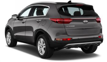 New cars Kia Sportage 5d manual full