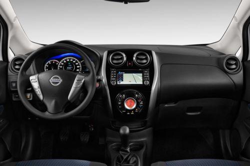 Nieuwe wagens Nissan Note manueel full