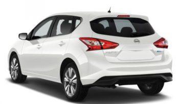 New cars Nissan Pulsar 5d manual full