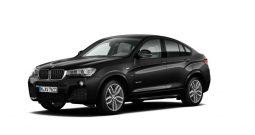 Nieuwe wagens BMW X4 automaat