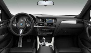 Nieuwe wagens BMW X4 automaat full