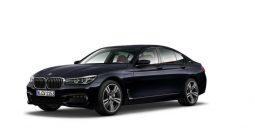 Nieuwe wagens BMW 7 Berline automaat