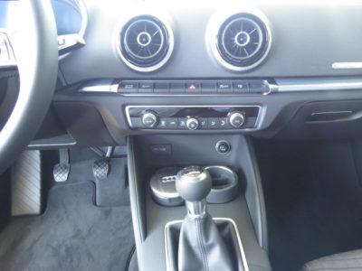 Nieuwe wagens Audi A3 Sportback manueel full