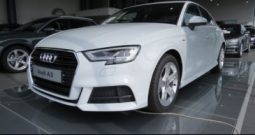 Nieuwe wagens Audi A3 Berline manueel