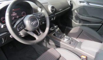 Nieuwe wagens Audi A3 Berline manueel full
