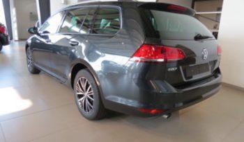 Nieuwe wagens Volkswagen Golf Variant manueel full