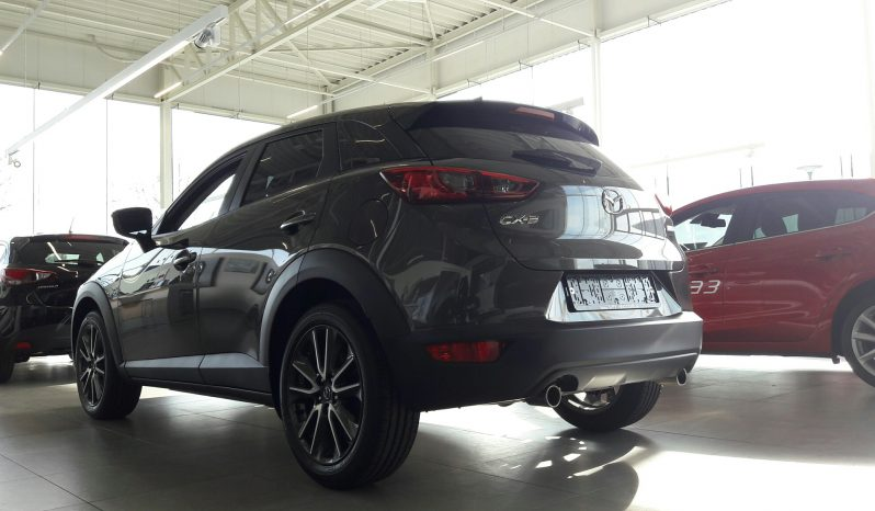 Nieuwe wagens Mazda CX-3 manueel full