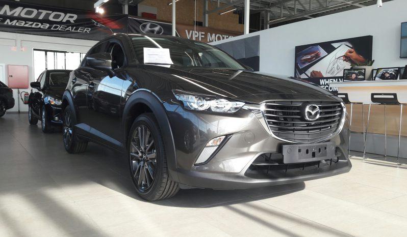 Nieuwe wagens Mazda CX-3 manueel