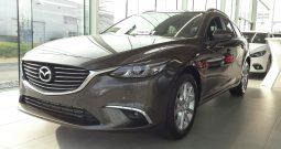 Nieuwe wagens Mazda 6 Sportbreak manueel