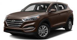 Nieuwe wagens Hyundai Tucson manueel