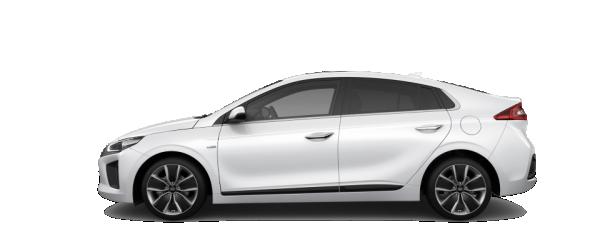 Nieuwe wagens Hyundai Ioniq automaat