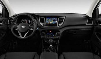 Nieuwe wagens Hyundai Tucson automaat full