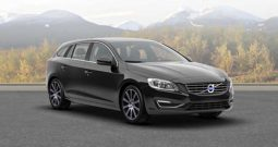 Nearly new cars Volvo V60 automatic